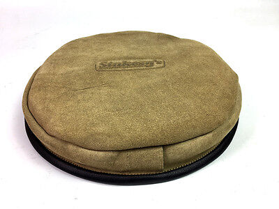 Stakesy's Metal Workers Leather Shot Bag - UNFILLED