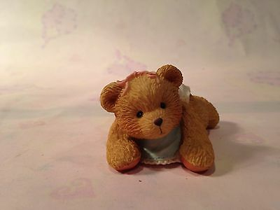 ENESCO Cherished Teddies BETSEY The First Step To Love Figurine #624896