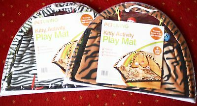 Cat/Kitten Fold Up Activity Play Mat  !