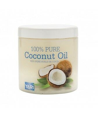 Yari 100% Pure Moisturising Coconut Oil For Hair & Body 500ml