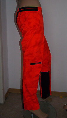 Adidas Terrex Mountainflash Pants /Outdoorhose / Kletterhose Solar Red Gr. 44