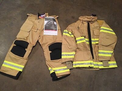 Firefighter Structural Turnout Gear-Lion
