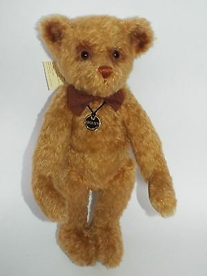 "Dean's Rag Book Company Bear MAYNARD Limited Edition No 216/500, 16"" Tall"