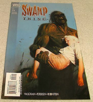 Dc Comics/vertigo Swamp Thing 2000 # 2 Vf+/nm