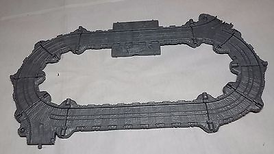 Curved Track Loop TIDMOUTH TUNNEL Take N Play Railway Die Cast Train Track