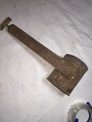 Vintage Antique SPRAYER Garden Bug Sprayer  Rustic Home Decor Rusty Gold!