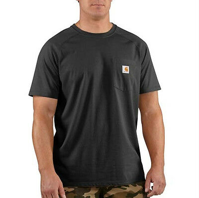 12 Carhartt Force Wicking TShirts 3-4XL EmbroideredFree4Ur Company Business