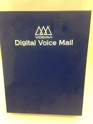 (E00) Vodavi Vertical TalkPath DHD-04 4-Port Digital VoiceMail  -No Adapter