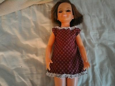Crissy Doll Scooped Neck Summer Dress