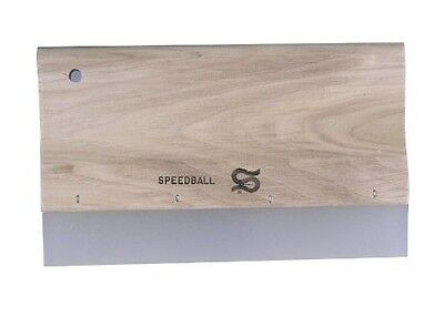 Speedball 10-Inch Graphic Squeegee for Screen Printing