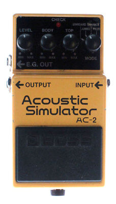 Boss AC2 Acoustic Simulator