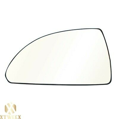 New Front,Left Driver Side DOOR MIRROR PLATE Fit For Chevrolet Impala 89046151