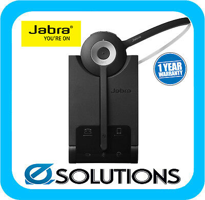 Jabra PRO 925 Bluetooth Dual connectivity Headset for Desk Phone and Mobile Devi