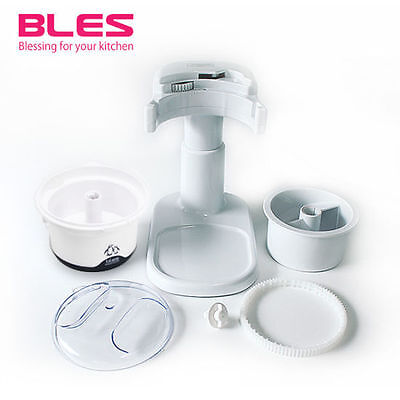 IS300 BLES Electric ICE Shaver Crusher White