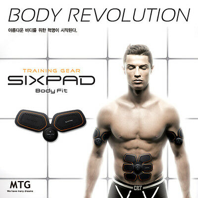 Body Revolution Training Gear Body fit / Cristiano ronaldo Strengthen your body