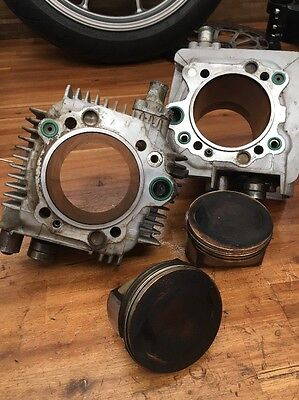 Ducati 944 Water Cooled ST2 Pistons, Rings And Cylinders Barrels K's Unknown