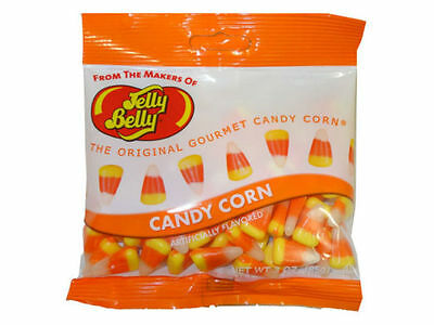 Candy Corn Flavoured Kids Favorite Jelly Belly Beans - Brand New 1 x Packet