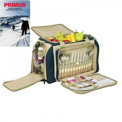 Primus Picnic set 4 person Deluxe insulated bag  Ready to go