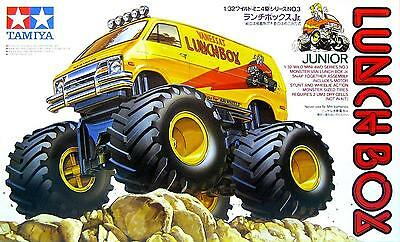 Tamiya 17003 1/32 JR Wild Mini 4WD Lunch Box Jr. Kit