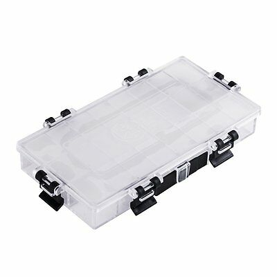 Transparent Plastic Palette Keeper with Cover for Watercolor Acrylic Paints