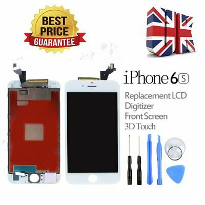 """For iPhone 6S White Replacement LCD Touch Screen & Digitizer """"AAA"""" + Tools Kit"""
