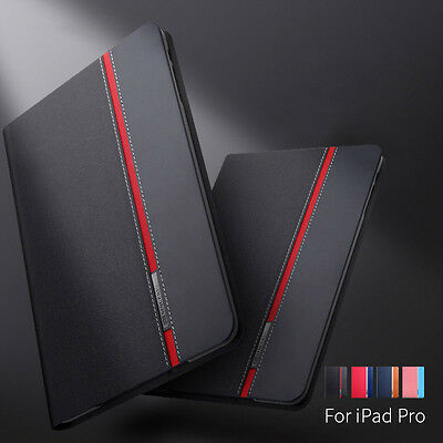 "Luxury Ultra Slim Leather Tablet Folio Case Smart Cover For iPad Pro 9.7""/12.9"""