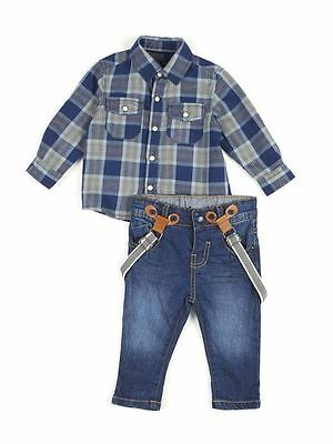 LOSAN COMPLETINO INFANT BOYS, JEANS+CAMICIA MainApps