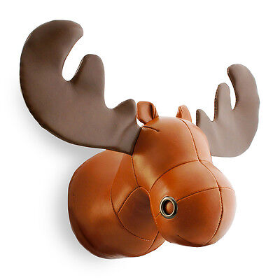 NEW Zuny Rudo the Moose Small Wall Mount
