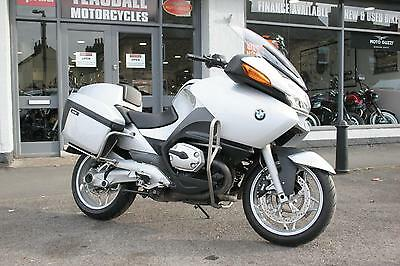 2007 BMW R 1200 RT in Silver