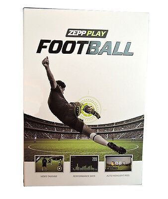 Zepp Play Soccer ( Black ) for iOS - Real-Time Game Tracker and Report