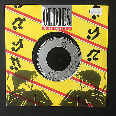 "Holly & The Ivy's  - Have Mercy On The Child - 1981 - Rock Music - 7"" Single"