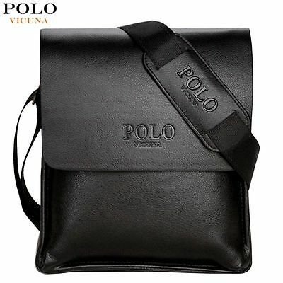 Borsello uomo tracolla pelle Polo Videng borsa moda fashion man bag messenger