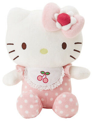 Hello Kitty Baby Rattle Plush Soft Toy :Snuggle Collection