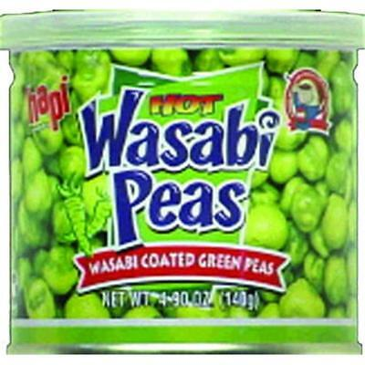 Snack Pea Grn Wasabi Hot -Pack of 12