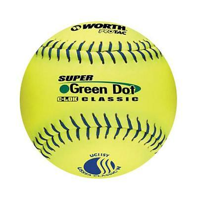 Sport Supply Group 1265781 Super Green Dot Softball Classic