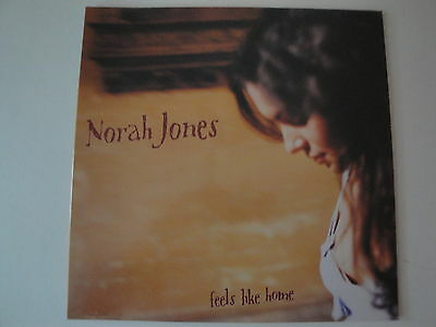 Norah Jones: Feels Like Home Vinyl LP