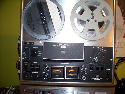 Sony TC 377 reel to reel tape recorder  x2... with many tapes