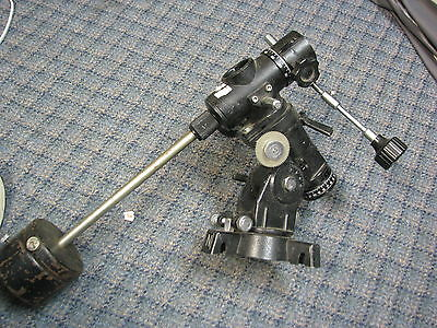 Equatorial Telescope Mount