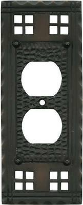 MIssion switch plates: single duplex outlet • CAD $12.65