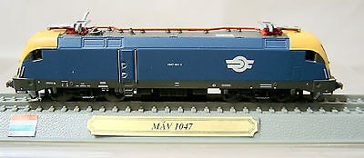 Del Prado N Scale Locomotive 'MAV 1047' - boxed