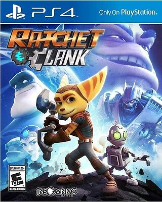 Ratchet & and Clank - Sony PS4 Game - New & Sealed