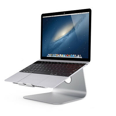 Spinido® TI-Station Laptop Stand - Silver