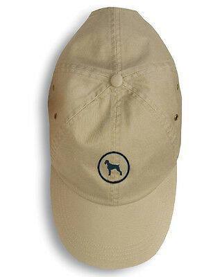 Carolines Treasures  156-1036-KHBL German Wirehaired Pointer Baseball Cap 156-10