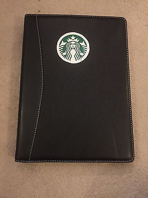 Starbucks Collecting Folder for cards  With starbucks UK sticker and extra items
