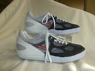 NIKE FOR BOWERMAN Track And Field Running Spikes Size Uk