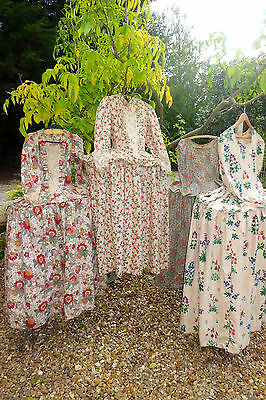 4 French Antique Dresses Althorpe Home Lady Diana Earl Spencer Signed Letter Pro