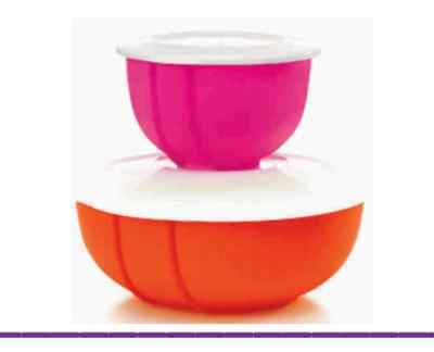 TUPPERWARE Set of 2 Mixing Bowl 5L + 1.5L Special Offer