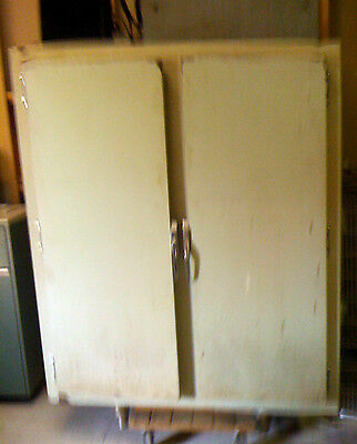 Stainless Steel Solid Two Door Commercial Refrigerator