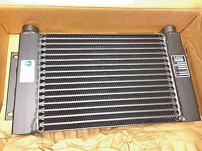 COOL-LINE C-14 Oil Cooler, Mobile, 2-30 GPM, 14 HP Removal
