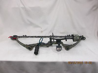 Right Handed Parker Buck Hunter Compound Bow Package